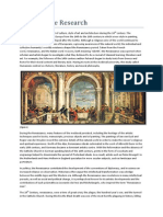 Renaissance Research