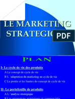 Marketing Strategique