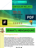 Adat Resam Kaum Melayu