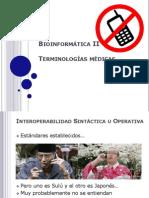 Clase 5 - Terminologias Medicas - Fede V1