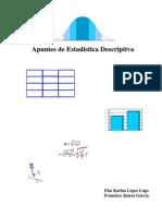 Apuntes Estadística Descriptiva