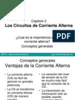 IEE272 - C03 - Los Circuitos de Corriente Alterna
