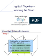 Hooking Stuff Together - Programming the Cloud