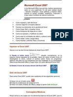 Manual de Excel 2007 +++