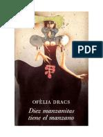 Diez Manzanitas Tiene El Manzano - Ofelia Dracs