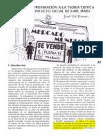 UNA APROXIMACION A LA TEORIA CRITICA DEL CONFLICTO SOCIAL DE KARL MARX-JOSE GIL RIVERO.pdf