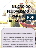 Aula 7 - Transição e mercantilismo
