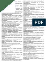 Diccionario de TGS
