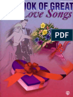 The Book of Great Love Songs