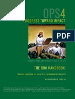 M2 ROtI Handbook
