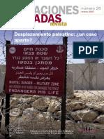 Desplazamiento palestino