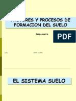 1 Factores de Formacion - El Sistema Suelo - Santa Marta
