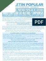 Boletín PP Loeches Noviembre 2012