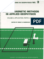 Electromagnetic Methods2 in Applied Geophysics