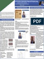 On-Demand Virtual Health Counselor User Interface
