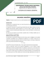 Balanza Analitica i