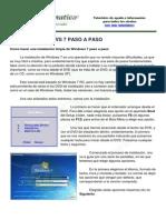 Instalar-windows-7 Paso a Paso