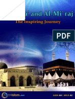 Al Israa and Al Miraj the Inspiring Journey