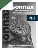 Sp Book 2012 Sonnax