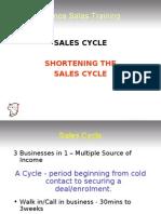 Advance Sales Course