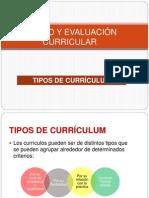 2-TIPOS DE CURRÍCULUM