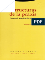 Estructura de la praxis - Antonio González