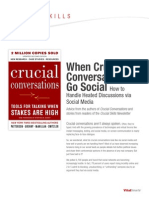 When Crucial Conversations Go Social - eBook From VitalSmarts