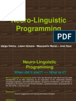 Neuro-Linguistic Programming NEW