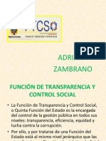 Instituciones Del Estado Ecuatoriano