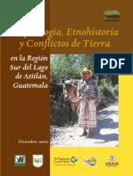 Arqueologia y Etnohistoria en El Lago