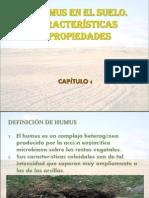 CAPÍTULO 4. EL HUMUS EN EL SUELO (1)