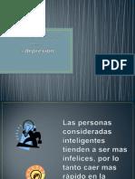 20 Datos Curiosos de la depresión