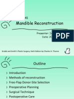 Chapter 41. Mandible Reconstruction