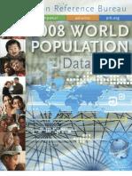 World Population Data Sheet