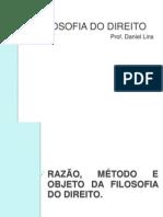 FILOSOFIA DO DIREITO - Razão