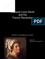 Jacques Louis David and the French Revolution