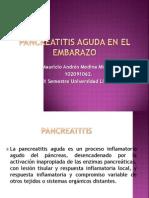 Pancreatitis Aguda en El Embarazo