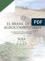 Brasil de Los Agrocombustibles v1