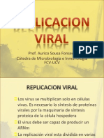 Replicacion Viral Enero 2013