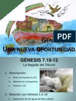 Presentación - Génesis 7-8