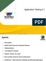 ApplicationTesting 21 New