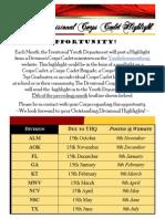 Cc - Highlight Sheet