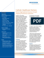 CatholicHealthcarePartners_McKessonPerformanceAnalytics_PRT378