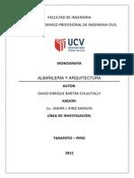 Monografia de Redaccion Universitaria