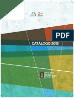 Catálogo 2013 Costa Rica Festival Internacional de Cine Paz con la Tierra