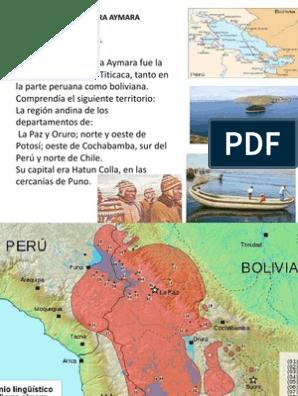 Cultura Aymara Bolivia Agricultura