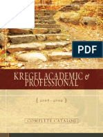 Kregel Academic and Professional 2009