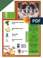 MillarRich Newsletter September 2013