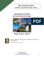 01)Introducao Ao Estudo Conversao de Energia 2012-2