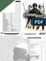 Company of Heroes Anleitung Deutsch